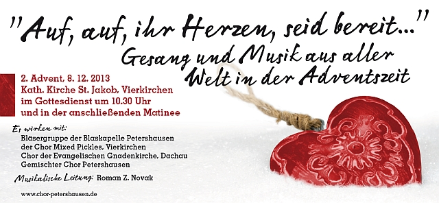 Flyer Vierkirchen